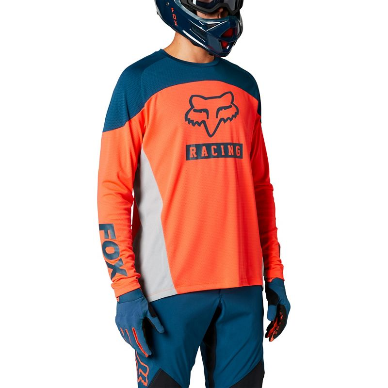 Fox DEFEND LONG SLEEVE JERSEY 27601-050