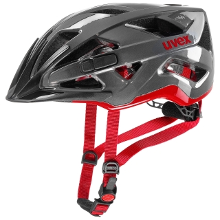 UVEX HELMA ACTIVE, ANTRACITE RED